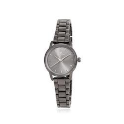 [Timepieces] 꿈 행운 딥그레이 여성 커플메탈시계 OTC220801TEE