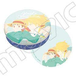 [하울의 움직이는 성] 캔메모(하울 공중산책)