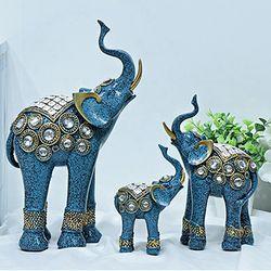 081123 블루비즈 코끼리 3p set