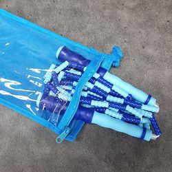 ABM 소프트 구슬줄넘기 블루