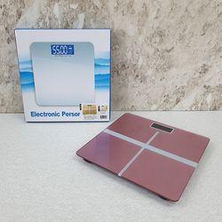 ABM 라인 디지털 체중계 핑크