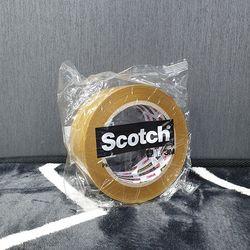 스카치 PK65 포장용 테이프 갈색 4.8x700cm
