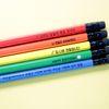 incolor 네임 비비드육각(2B)연필