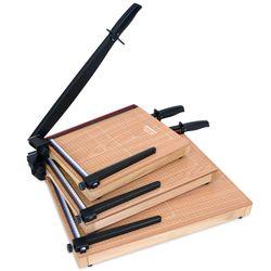 작두형 재단기 HDC-A4 Basic 원목재단판 특수칼날