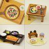 미니어처 음식 만들기 DIY 풀키트 미니셰프 컬렉션 세트 B