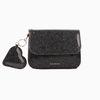 [하트키링] Dijon N301R Card Wallet Black Pearl