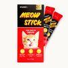 미오스틱 연어참치맛 기호성 좋은 고양이츄르 15g 10개입