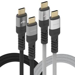 럭시 USB PD C타입 to C 100W 5A 고속충전 케이블 30cm