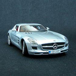 마이스토 1:18 스페셜 메르세데스 벤츠 SLS AMG 꿈의자동차