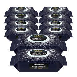 샐리의살림법칙 99.9 살균 세정 물티슈 60매 10팩