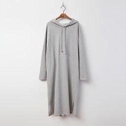 Hoodie Long Dress