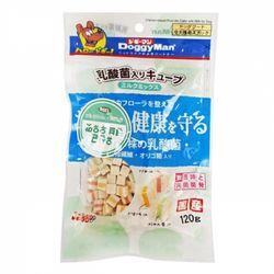 도기맨 장에 좋은 유산균 큐브120g(우유)