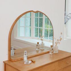 마루이 마브로 러버트리원목 아치형 거울(착불)