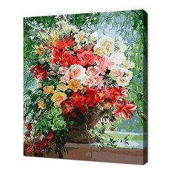 [명화그리기]4050 꽃들의 향연 28색 정물화