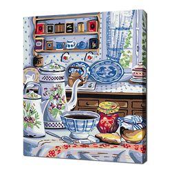 [명화그리기]4050 마릴라의 주방 18색 정물화