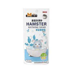 Minishow 햄스터 살균 목욕모래 500g 박하향 (MS030)