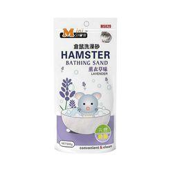 Minishow 햄스터 살균 목욕모래 500g 라벤더 (MS029)