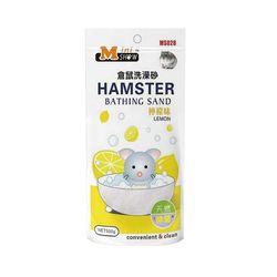 Minishow 햄스터 살균 목욕모래 500g 레몬향 (MS028)