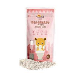 Minishow 냄새 없애주는 모래 1kg 사과향 (MS022)