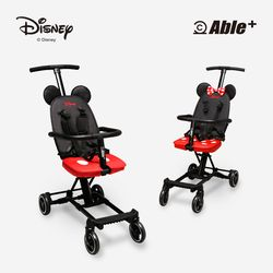 씨투엠뉴 에이블유모카플러스 디즈니 트라이크 휴대용 유모차
