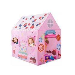 생일파티 핑크 플레이하우스