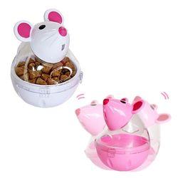 펫투유 우쭈쭈 쉐이킹 마우스 스낵볼 (pt-bn)
