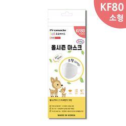 국내생산 KF80 아동용 마스크 3개 1세트