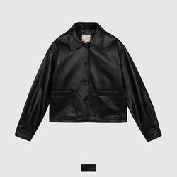 [에코레더] 셔츠형 자켓_SPJLA49G92