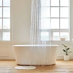 투명 샤워커튼 방수커텐 욕실 인테리어