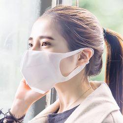 [무료배송/KC인증] L사이즈 어린이 호랑이 마스크 30매 영아 유아 3D마스크