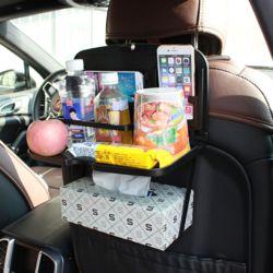 원스카 접이식 차량 테이블(블랙)