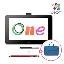 와콤 13.3형 액정타블렛 wacom one DTC133+하이유니 디지털펜