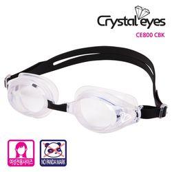 크리스탈아이즈  수경 CE800 CBK