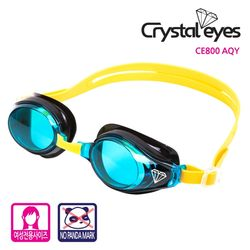 크리스탈아이즈  수경 CE800 AQY