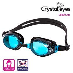 크리스탈아이즈  수경 CE800 AQ