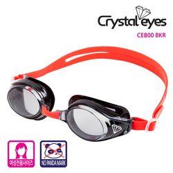 크리스탈아이즈  수경 CE800 BKR