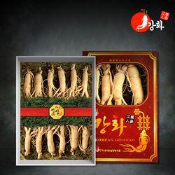 강화초지인삼 명품 수삼 1채 750g (10-15뿌리)