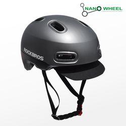 [나노휠] 전동킥보드 전동스쿠터 ROCKBROS 헬멧 (IH-02)