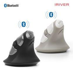 [아이리버]IRIVER 블루투스 겸용 버티컬 무선마우스 EQwear-EV3