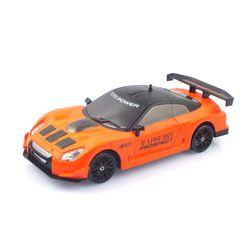 1:24 4륜구동 드리프트카 GT-R 오렌지 RC