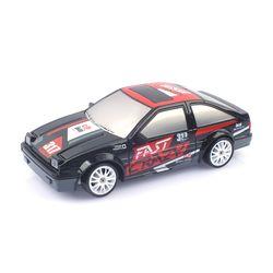 1:24 4륜구동 드리프트카 AE86 블랙 RC
