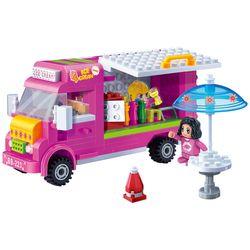 [반바오] BO6117 아이스크림 트럭