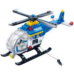 [반바오] BO7008 경찰 헬리콥터