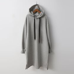 N Perfect Hood Basic Dress