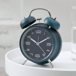 모던 해머벨 탁상시계(네이비)