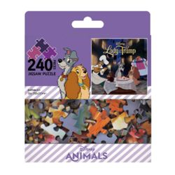 레이디앤트램프 팬시퍼즐 240피스 디즈니 직소퍼즐