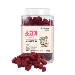 Dr.Doggy 소고기 400g (pb)