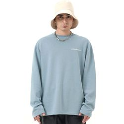 LAMO signature long sleeve T-shirt (Skyblue)