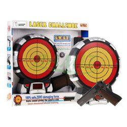 레이저 권총 표적게임