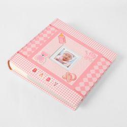 러블리 베이비 성장앨범(4x6) (50매) (핑크)